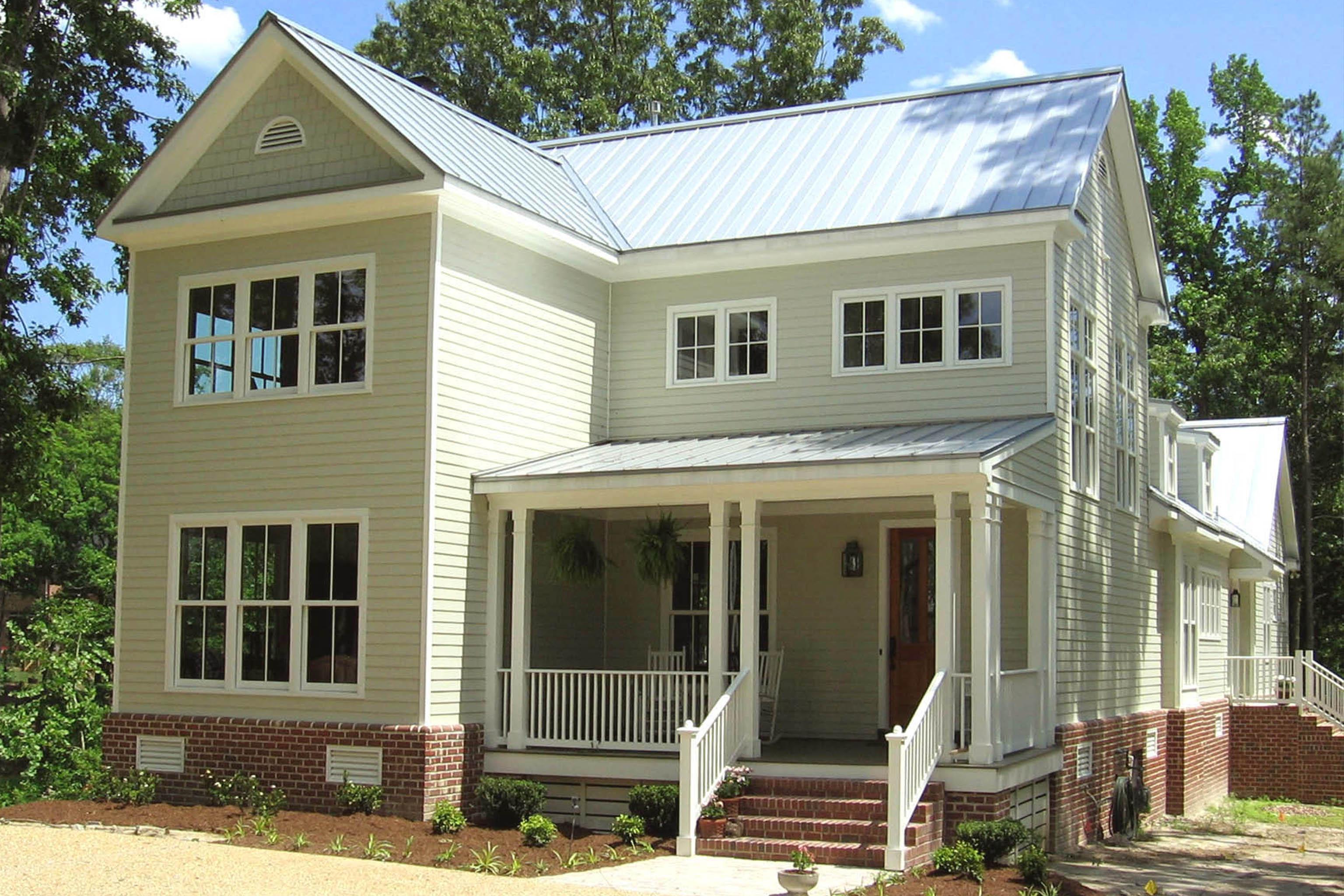 House Plan 113 - Wythe Farm