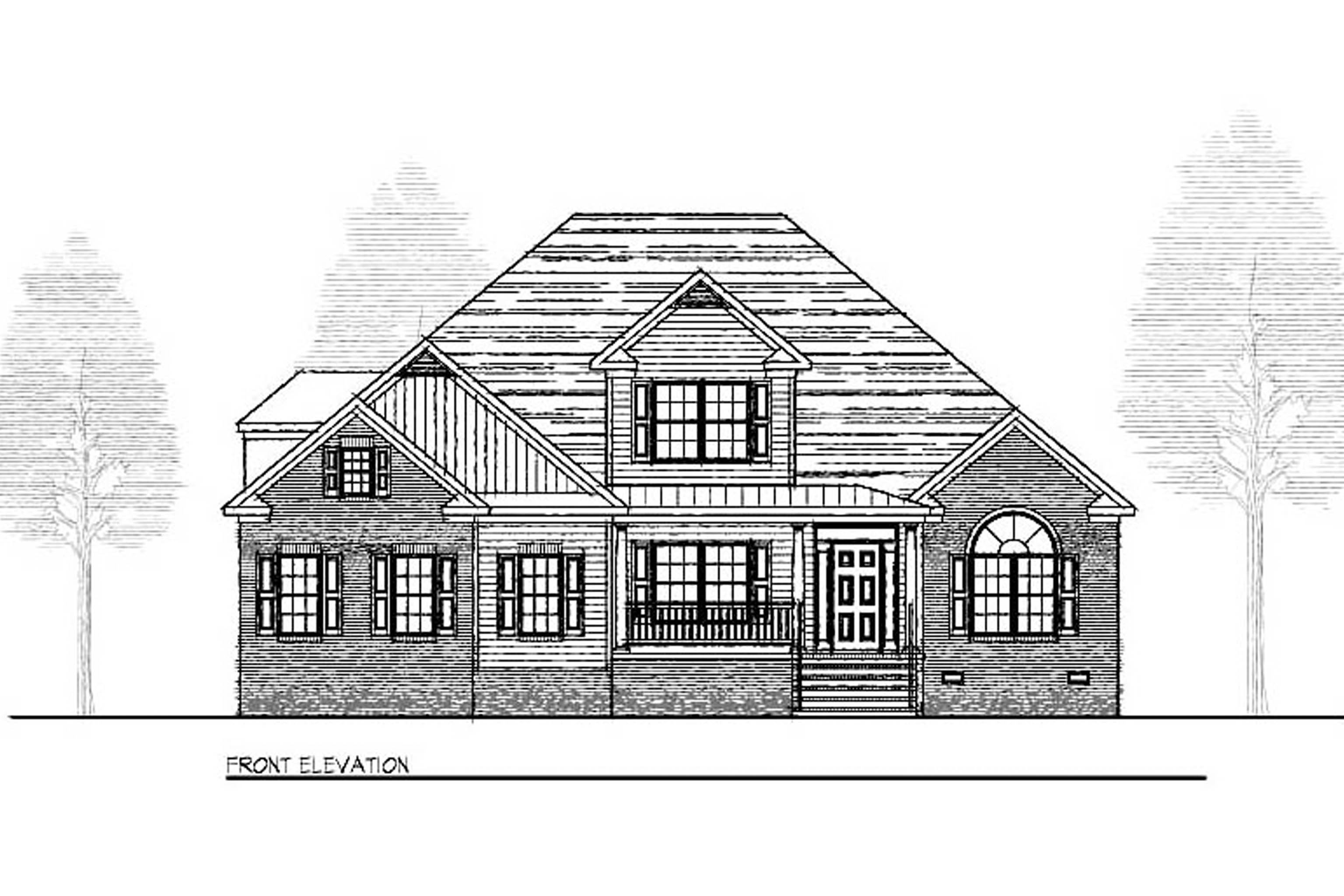 House Plan 133 - Long Bay
