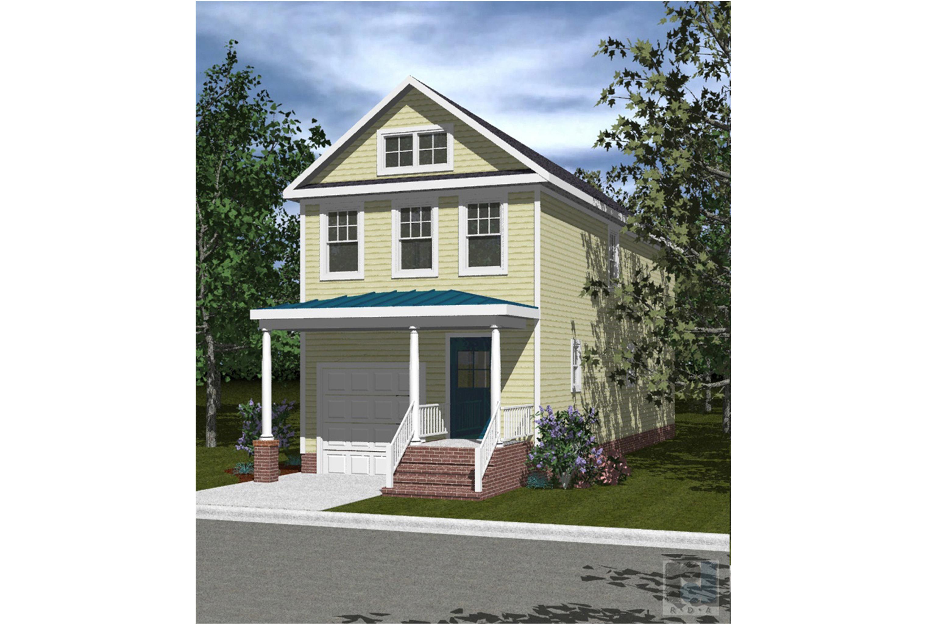 House Plan 164 - Graydon 3