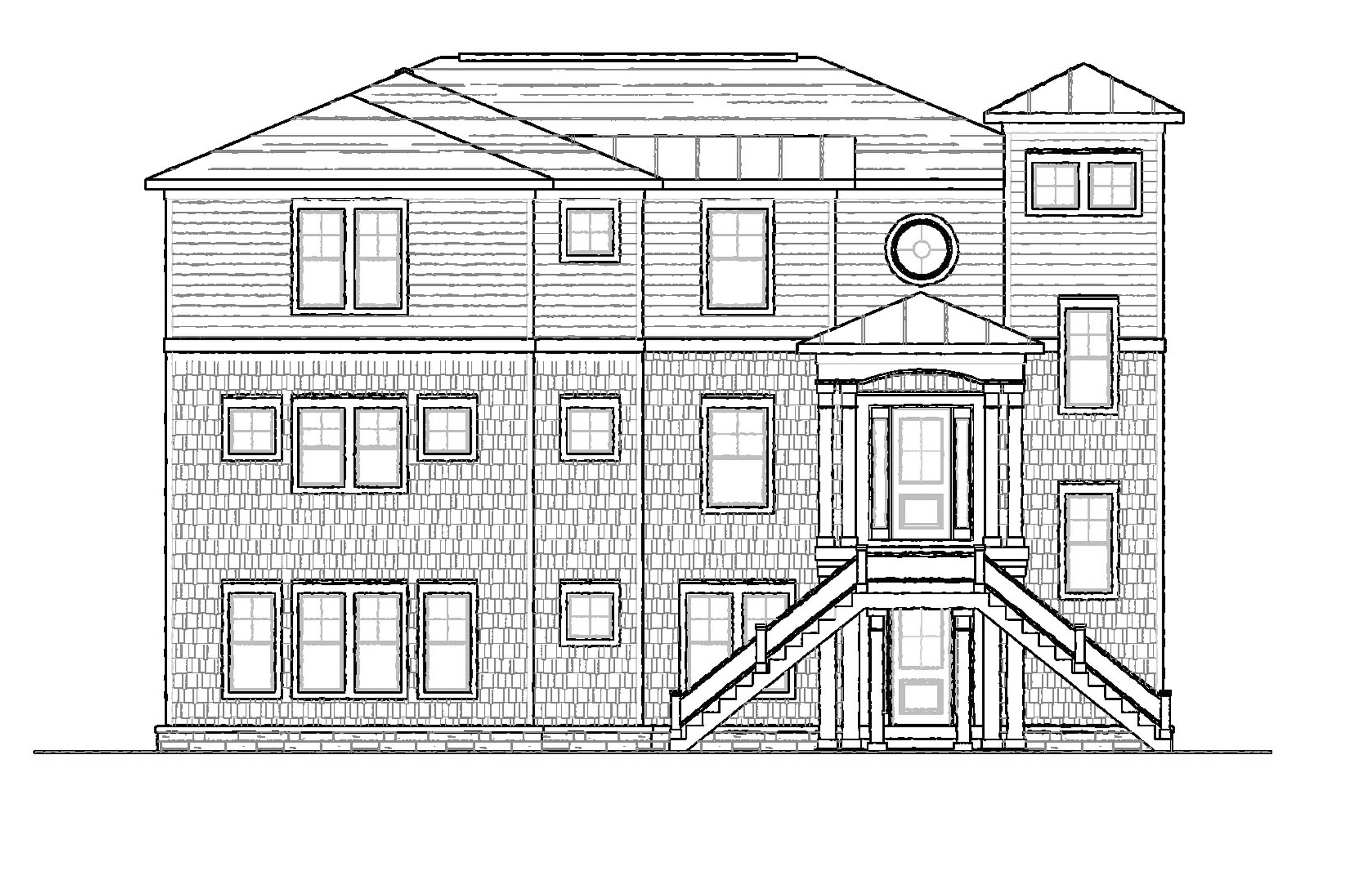 House Plan 225 - Hollies