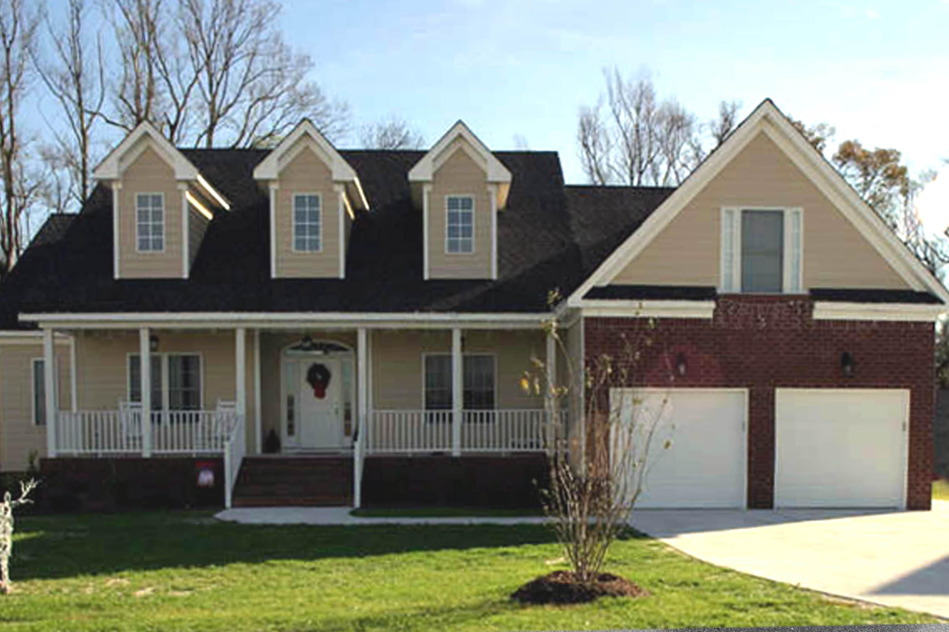 House Plan 193 - Savannah