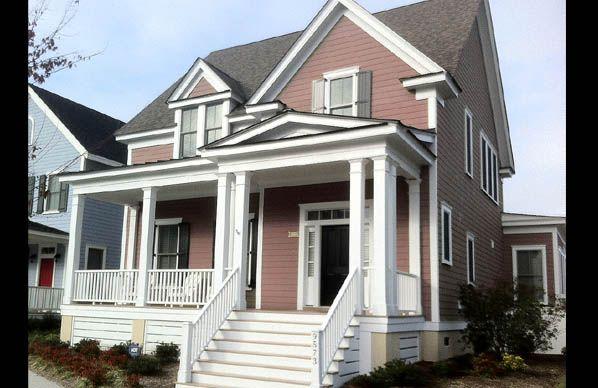 House Plan 301 - Blue River