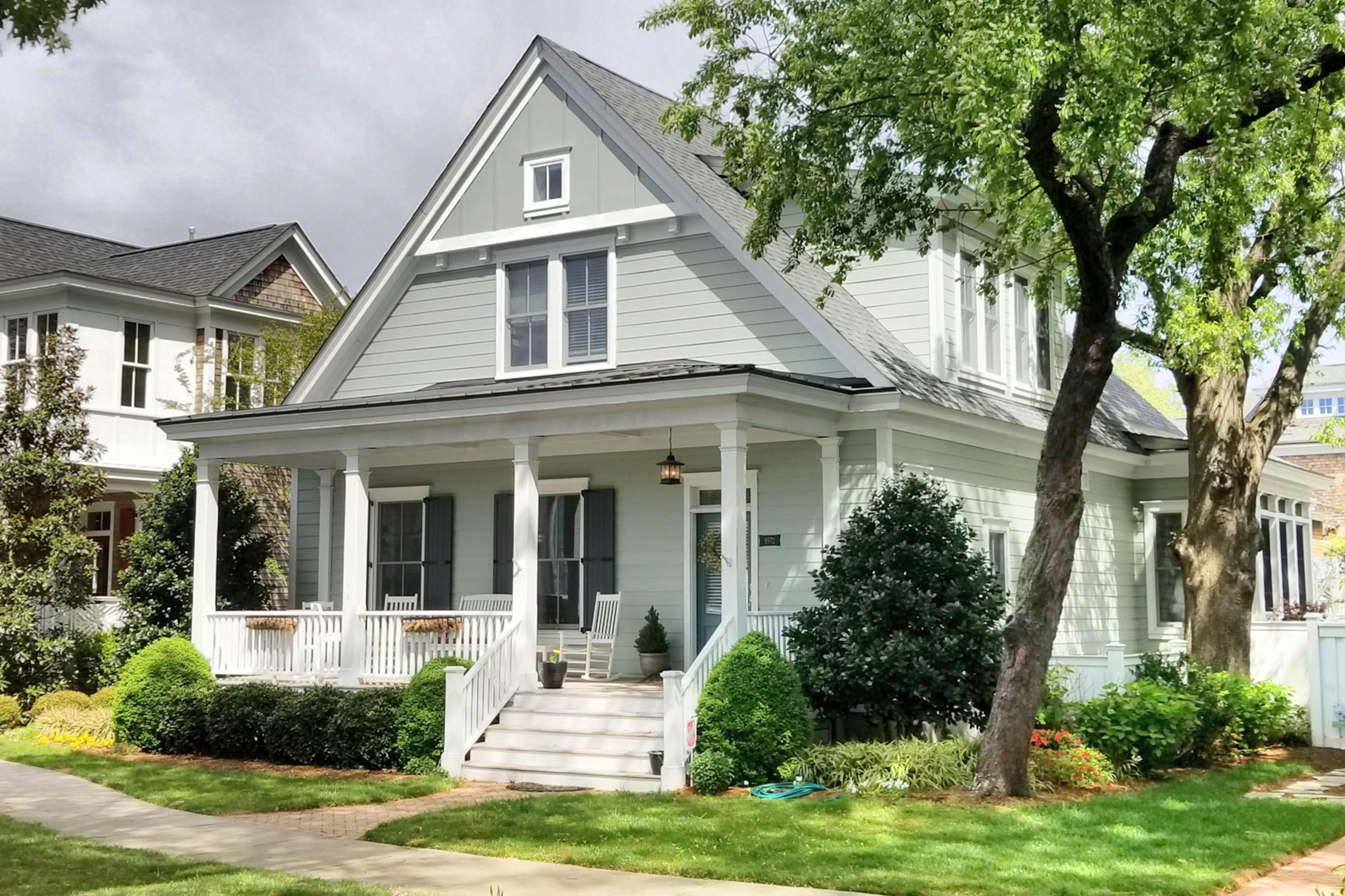 House Plan 302 - Blue River