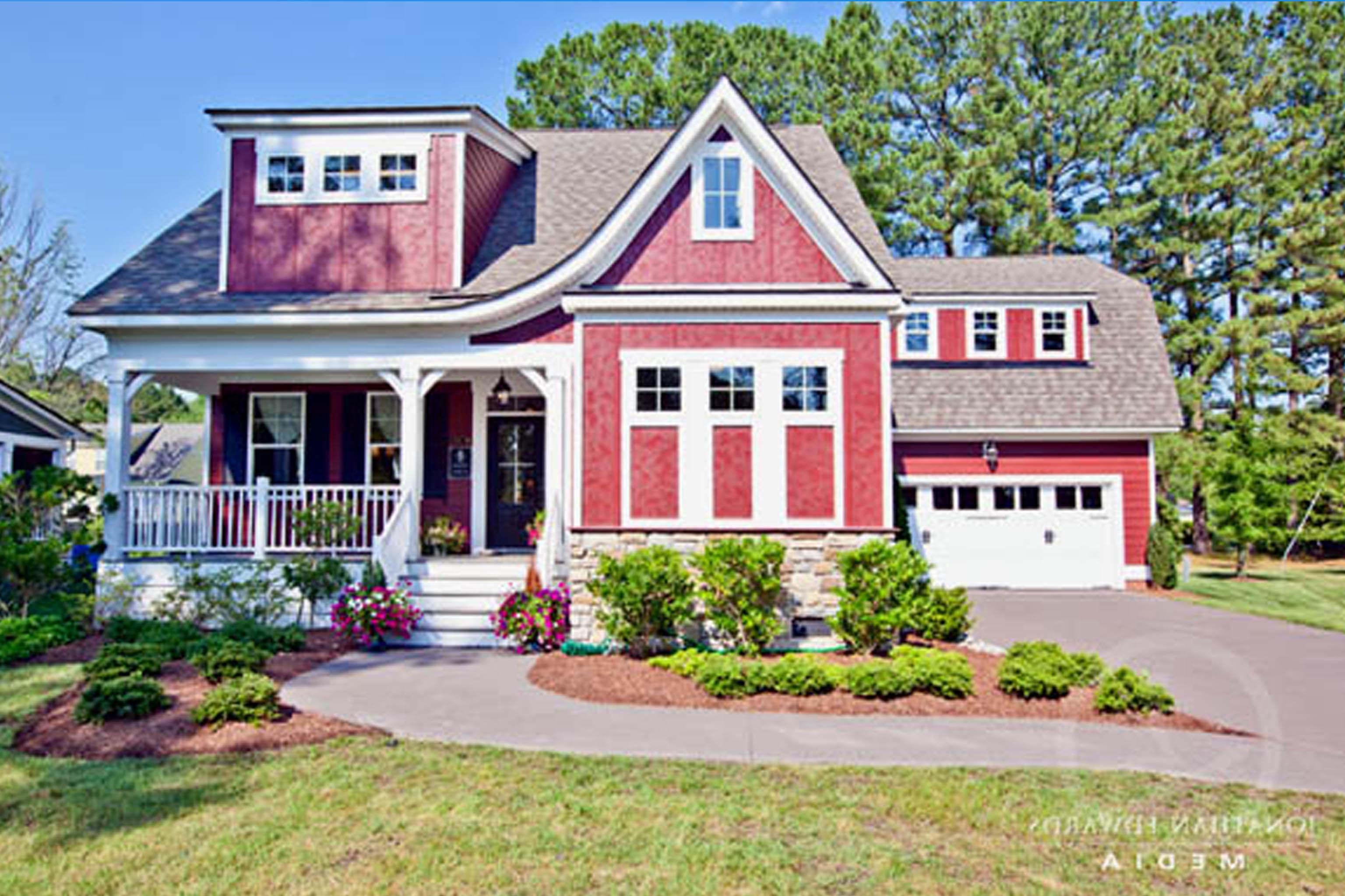 House Plan 318 -Magnolia