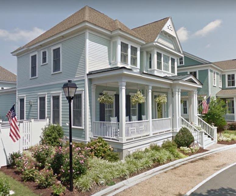 House Plan 314 - Blue River