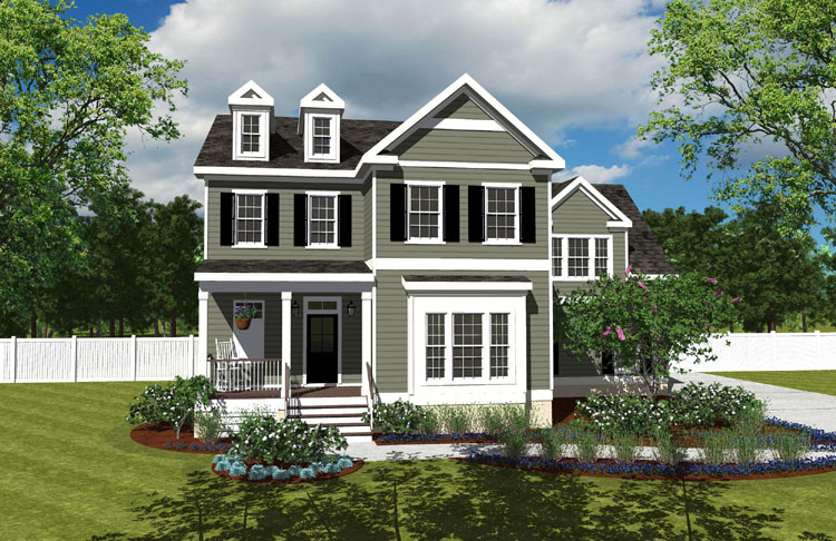 House Plan 269 - Hamden